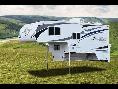 Quick Tour Of The Arctic Fox 1150 Pickup Camper