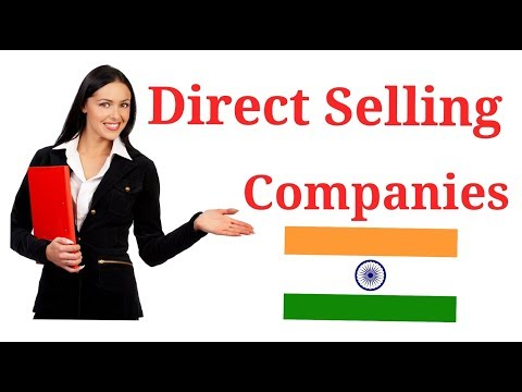 2018 Top 10 Direct Selling Companies  In India 2018
