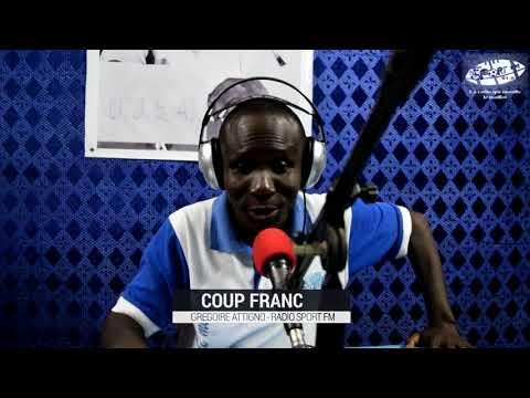SPORTFM TV - COUP FRANC DU 19 JUILLET 2018 PRESENTE PAR GREGOIRE ATTIGNO
