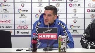 """S. Herrera: """"Me quedo con el punto valioso y, sobre todo, por cómo compitió el equipo"""""""