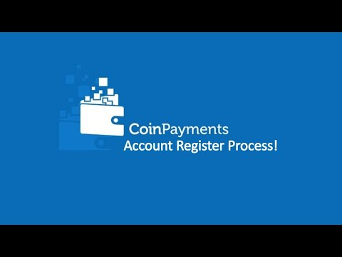 Coinpayments Wallet Register And Setup A-Z Bangla Tutorial