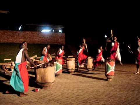 Endere Troops Ugandan Folkloric Music and Dancing