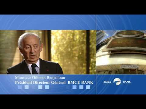 Banque Marocaine du Commerce Extérieur -  Guillaume Didier  - Production:  Richard Martineau