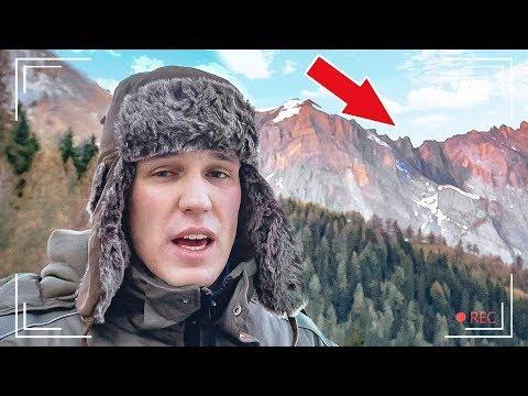 Выживание в Альпах   Потерянный влог   Красавица из Швейцарии   Dukascopy