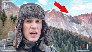 Выживание в Альпах | Потерянный влог | Красавица из Швейцарии | Dukascopy