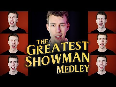The Greatest Showman MEDLEY!!! - Jacob...