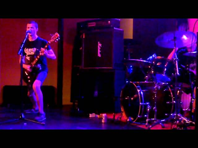 Backslider - 5/29/2012 @ Kings Barcade (Full Set)