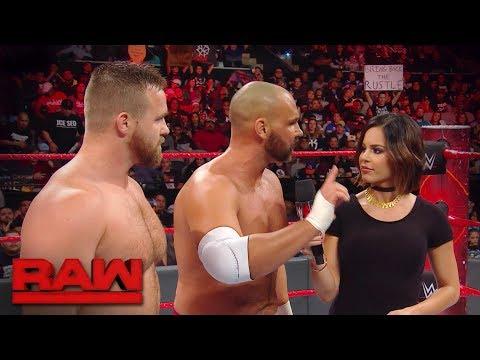 The Revival vs. local competitors: Raw, Jan. 15, 2018