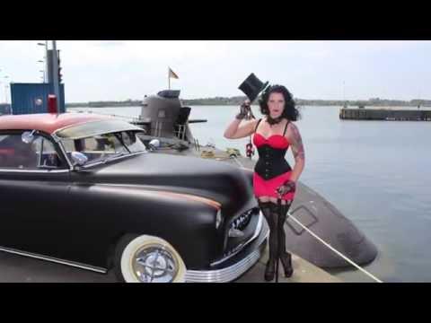 Submarine Pin Up Calendars 2017  -German Navy -
