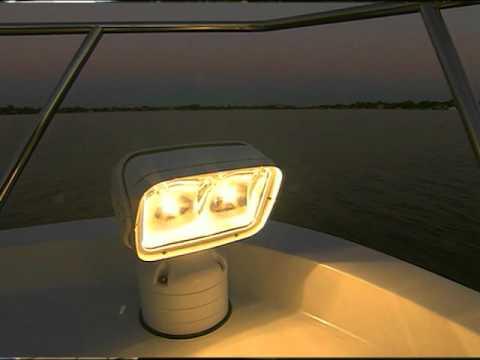 sstv 8-08 - remote spotlight install