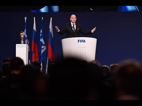 RELIVE - 68th FIFA Congress 2018