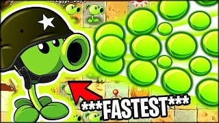 THE *FASTEST* PLANTS VS ZOMBIES BOOST STRATEGY!! // Plants VS Zombies 2 Gameplay (PVZ2)