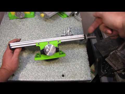 видео: Выбираем 2-х координатные столики для сверлильной стойки.