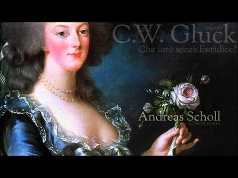 "Gluck - ""Orfeo ed Euridice""  Andreas Scholl ( countertenor)"