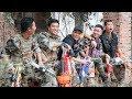 LTT Nerf War : SEAL X Warriors Nerf Guns Fight Attack International High-Tech Crime Group