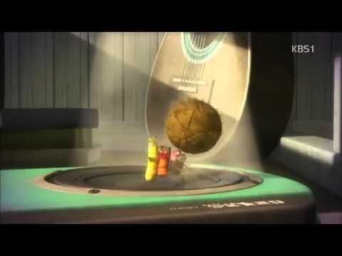 hoạt hình vui nhộn ấu trùng tinh nghịch - Rơi vào bồn cầu - Larva 2013 - Timemart.com.vn