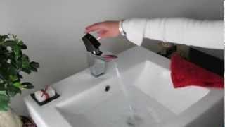 Смеситель для раковины FLAUTO от компании WEBERT(Смеситель для раковины FLAUTO от компании WEBERT Вы можете приобрести в интернет магазине КРАН ОК http://kranok.com//webert202..., 2013-11-26T13:18:16.000Z)