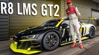 AUDI R8 LMS GT2 | Wir fahren das 640PS Monster! | Daniel Abt