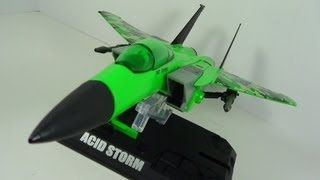 Transformers Masterpiece Acid Storm TRU Exclusive Figure Review