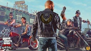 GTA Online Мотоклуб первая миссия