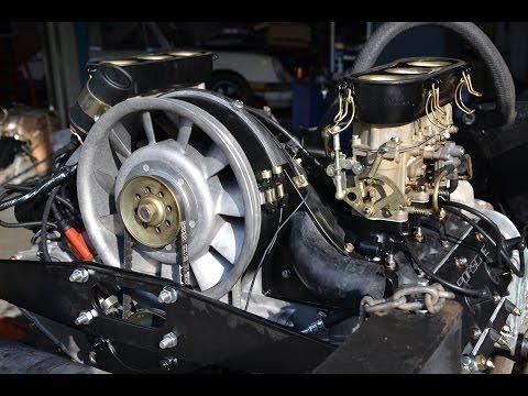 Porsche 911 2.4 T complete rebuilt  engine