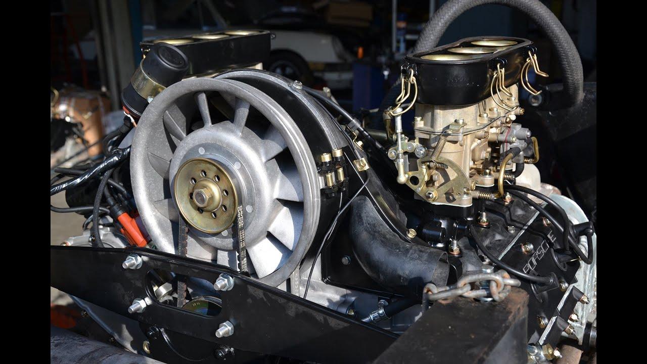 porsche 911 2 4 t complete rebuilt engine youtube. Black Bedroom Furniture Sets. Home Design Ideas