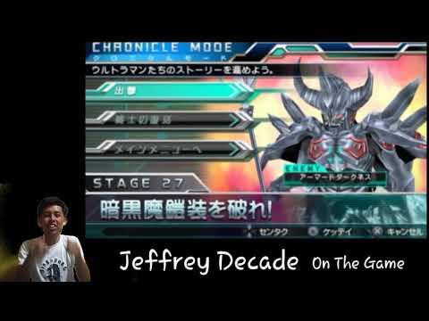 """Dibalik Topeng"" Ultraman All Star Chronicle Indonesia part 26 (Game PSP)"