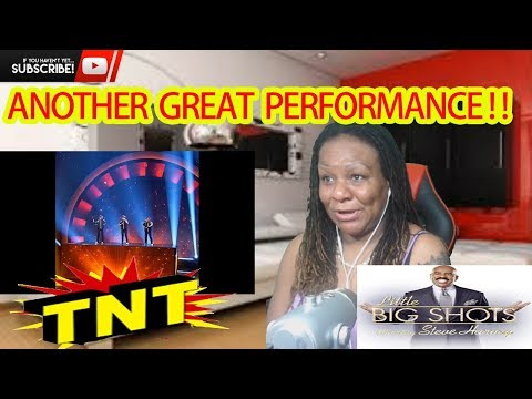 TNT Boys is back with Somebody To Love  Little Big Shots US with Steve Harvey | REACTION