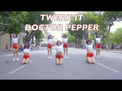 TWERK IT x DOCTOR PEPER DANCE COVER by BLACKCHUCK
