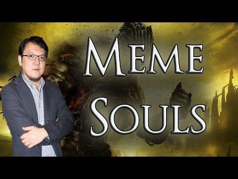 Meme Souls - Dark Souls 3