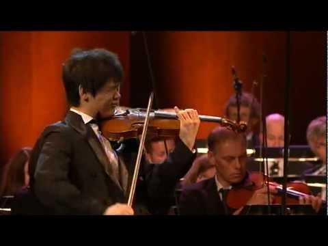Prokofiev Violin Concerto No.2 | 3rd Mov. Angelo Xiang Yu @ Menuhin Final 2010