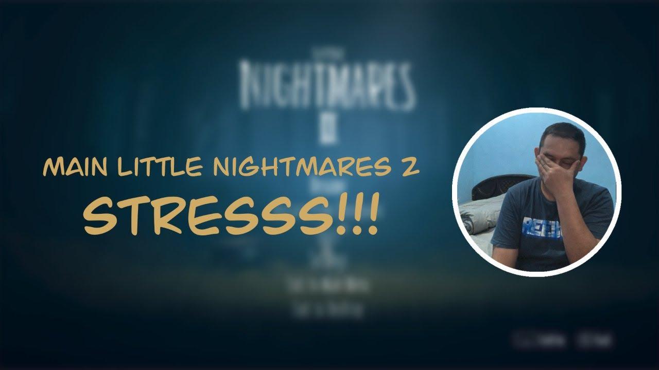 @andyriplay stress main little nightmares 2   #shorts