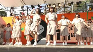 京都大学11月祭2018 京都女子大学 Cotton Candy 「部活中に目が合うなって思ってたんだ」を踊ってみた