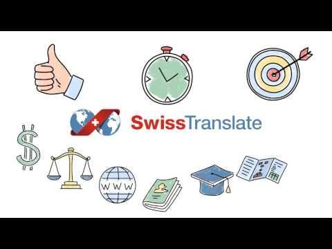 Swisstranslate - Best Translation Agency