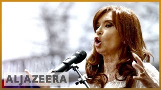 🇦🇷 Argentina ex-President Kirchner hit with more corruption charges | Al Jazeera English