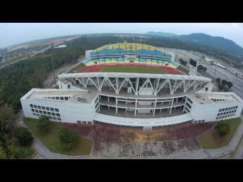 Upair but not Phantom - Batu Kawan Stadium, Penang Malaysia