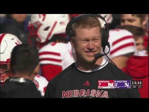 2018 - Nebraska at Northwestern