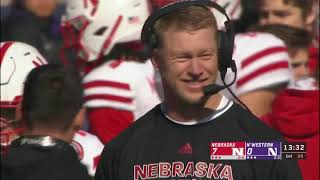 2018 - Nebraska at Northwestern