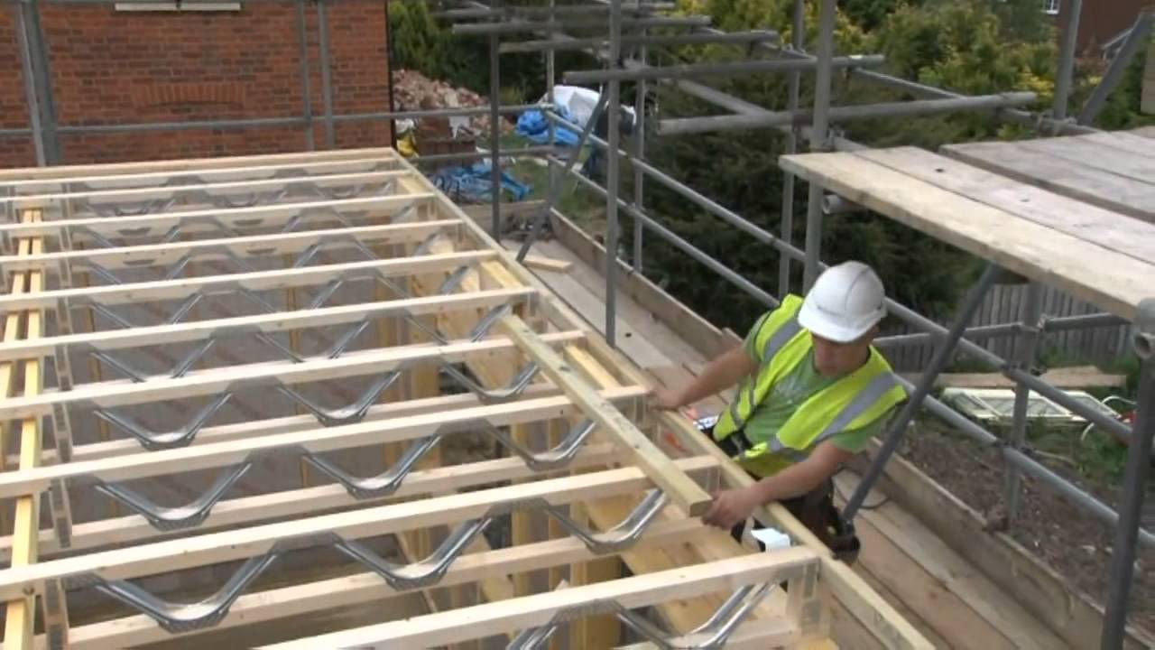 Mitek Posi Joist Positively Engineered For A Better