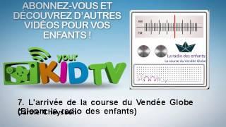 Carole Cheysson - 7. L'arrivée de la course du Vendée Globe - Bloom la radio des enfants
