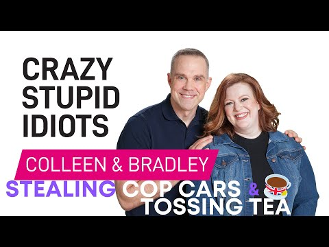 Stealing Cop Cars & Tossing Tea - CSI