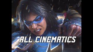 MARVEL'S AVENGERS - All Cinematic Scenes (Full Movie)