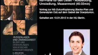 Alex J. Kay: NS-Pläne für den Osten: Ausbeutung, Umsiedlung, Massenmord