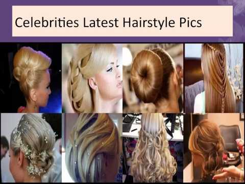 celebrities hairstyle pictures