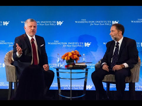 Interview: King Abdullah II ibn Al Hussein of the Hashemite Kingdom of Jordan on Middle East Issues