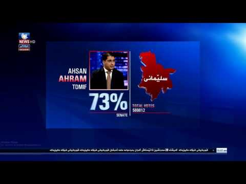 Vizrt Kurdsat News Election 2014 Iraq Graphics  HD