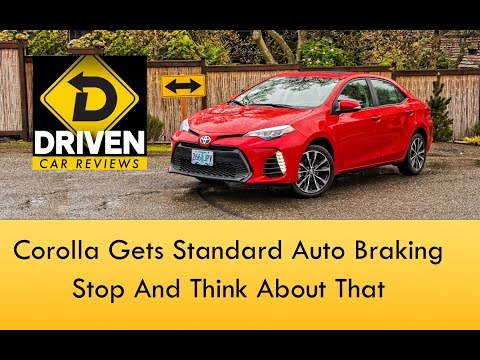 2017 Toyota Corolla Car Review