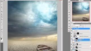 Урок Adobe Photoshop #25 | Коллаж - Запустение
