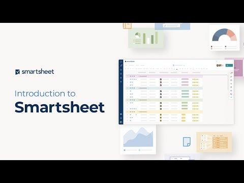 Introduction to Smartsheet