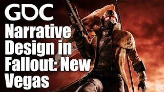 Choice Architecture, Player Expression, and Narrative Design in Fallout: New Vegas